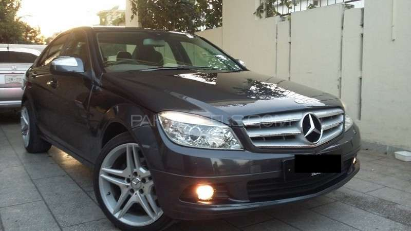 Mercedes benz c class c200 2008 for sale in islamabad for 2008 mercedes benz c300 for sale