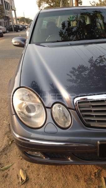 Mercedes Benz E Class E200 2003 Image-18