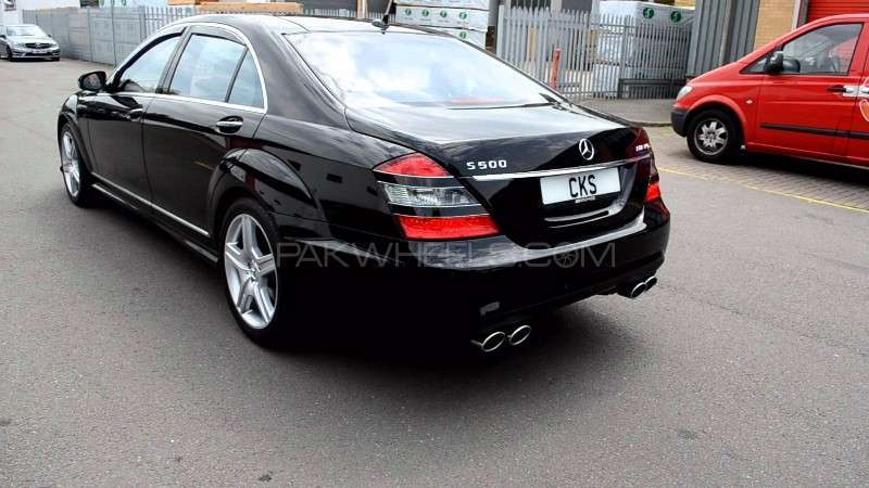 mercedes benz s class s500 2010 for sale in lahore pakwheels