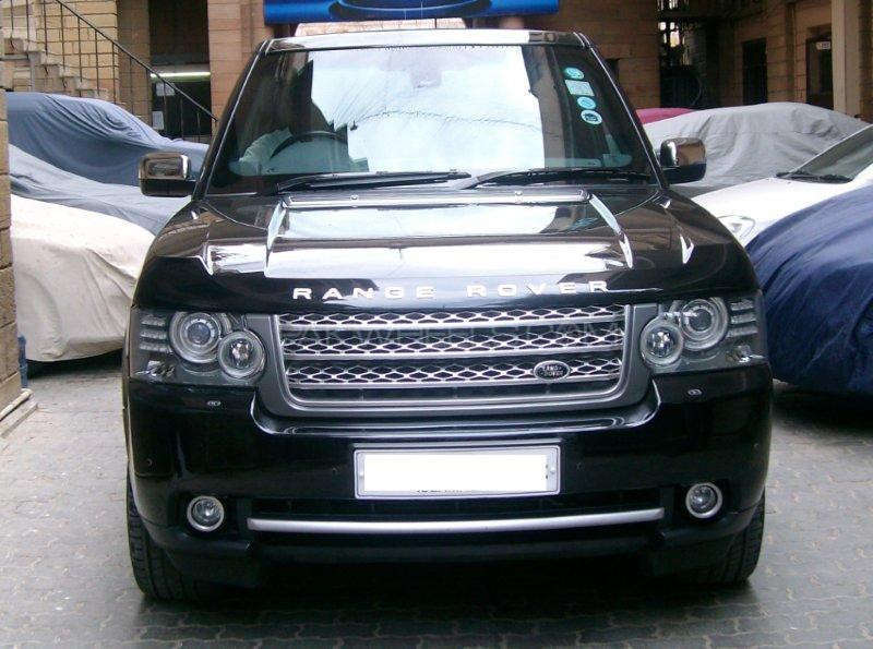 Range Rover Vogue Autobiography 2010 For Sale In Lahore