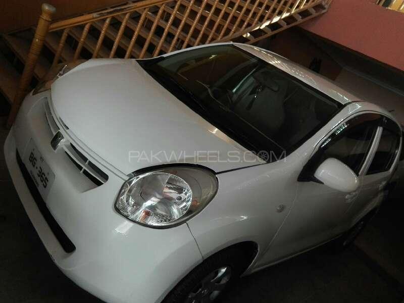 Toyota Passo 2010 Image-2