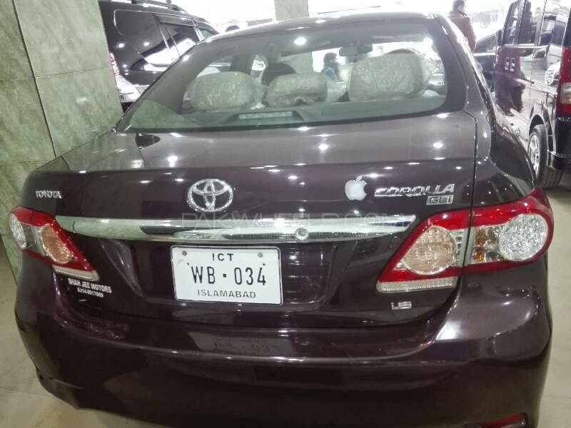 Toyota Corolla GLi 1.6 2012 Image-4