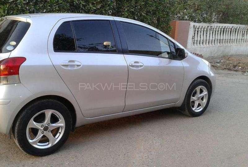 Toyota Vitz 2010 For Sale In Karachi