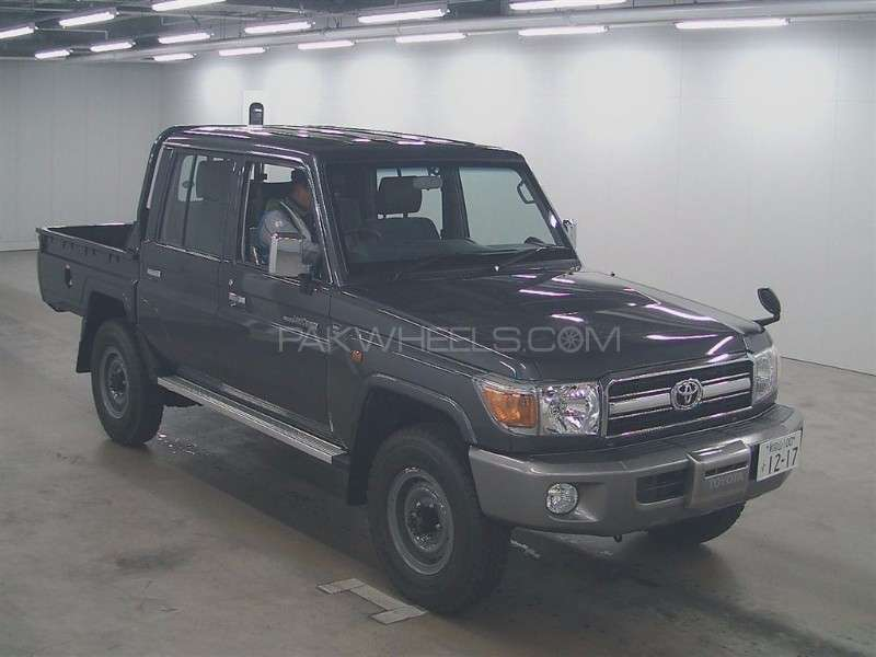 Toyota Land Cruiser GX 2014 Image-1