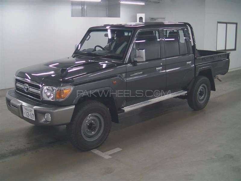 Toyota Land Cruiser GX 2014 Image-3
