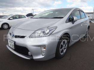 Toyota Prius S My Coorde 1.8 2013 Image-1