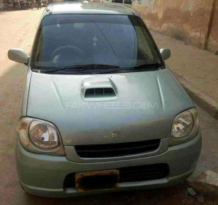 used suzuki kei a 2008 car for sale in karachi 1456271 pakwheels. Black Bedroom Furniture Sets. Home Design Ideas