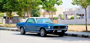 Ford Mustang - 1968