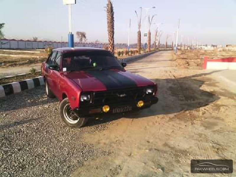 Datsun 120 Y - 1980 datto Image-1
