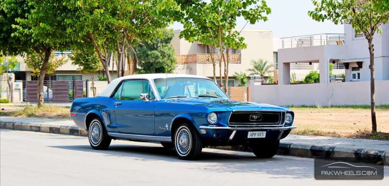 Ford Mustang - 1968 Stang Image-1