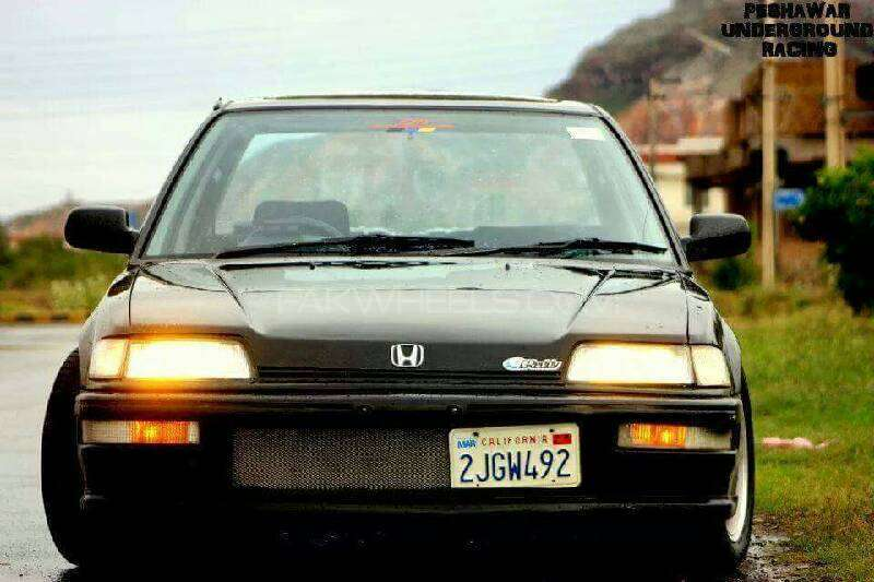 Honda Civic - 1990 KAMAAR Image-1