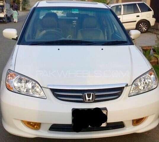 Honda Civic - 2005 honda civic 2005  Image-1