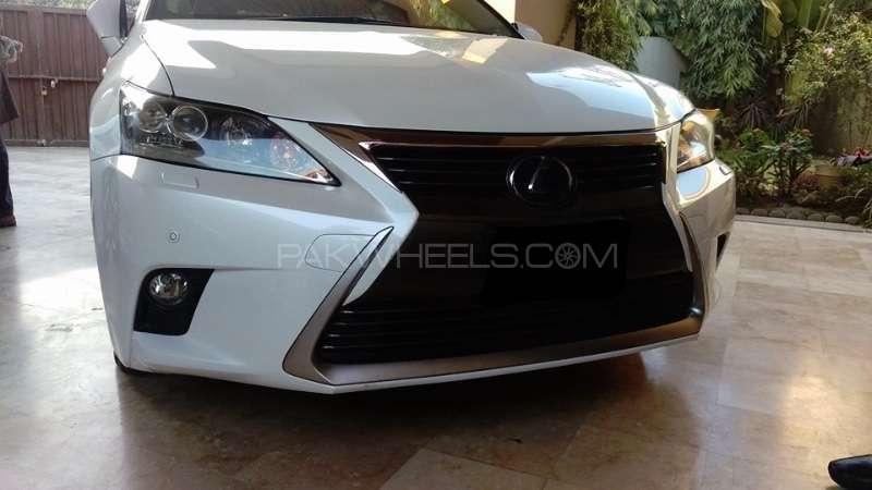 Lexus CT200h - 2012  Image-1
