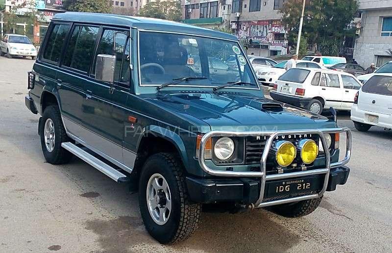 Mitsubishi Pajero 1990 Of Yasir1979