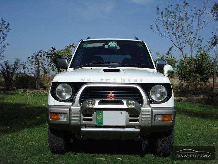 Mitsubishi Pajero Mini - 1998  Image-1