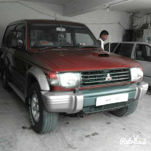 Mitsubishi Shogun - 1997 pajero GLS Image-1