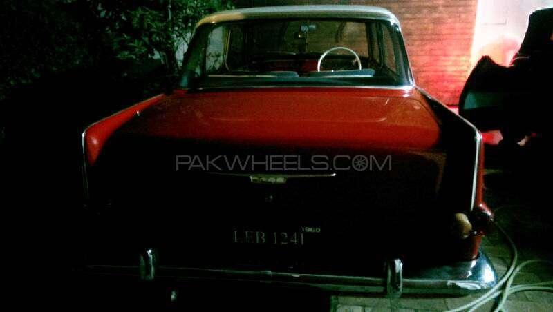 Opel Rekord - 1960  Image-1
