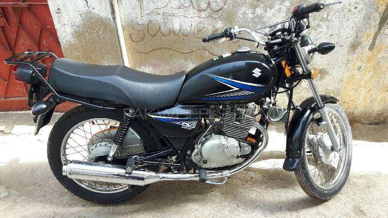 Suzuki GS 150 - 2015  Image-1