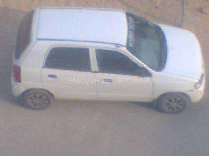 Suzuki Alto - 2008 zen khan Image-1