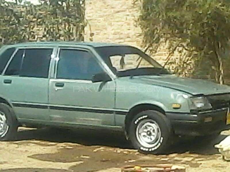 Suzuki Khyber - 1996 Khyber  Image-1
