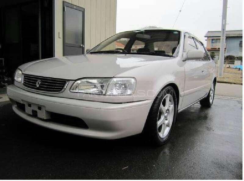 Toyota Corolla - 1998 lucky Image-1