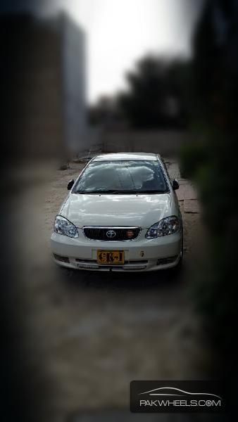Toyota Corolla - 2003 S.E Saloon Image-1