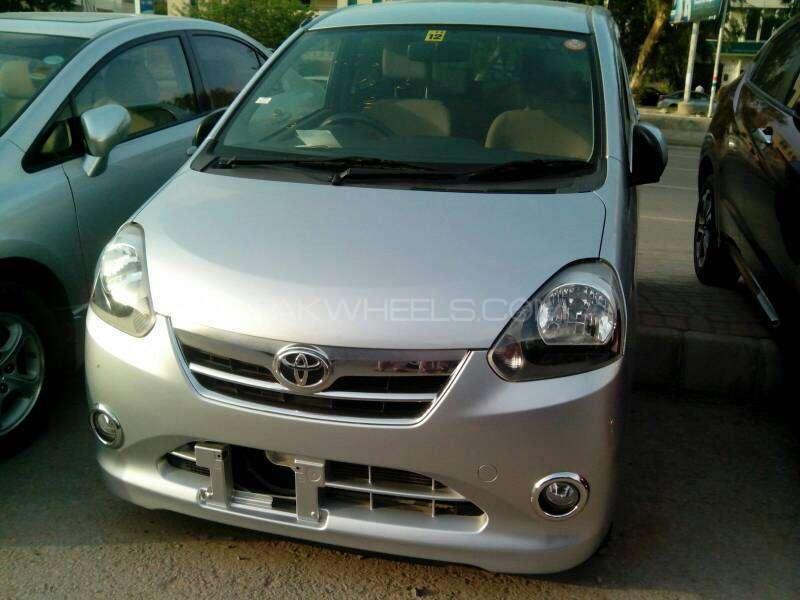 Toyota Pixis Epoch - 2014  Image-1