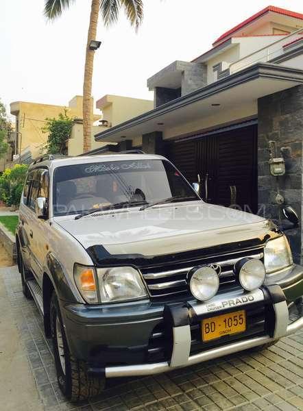 Toyota Prado - 1998 prado G Image-1