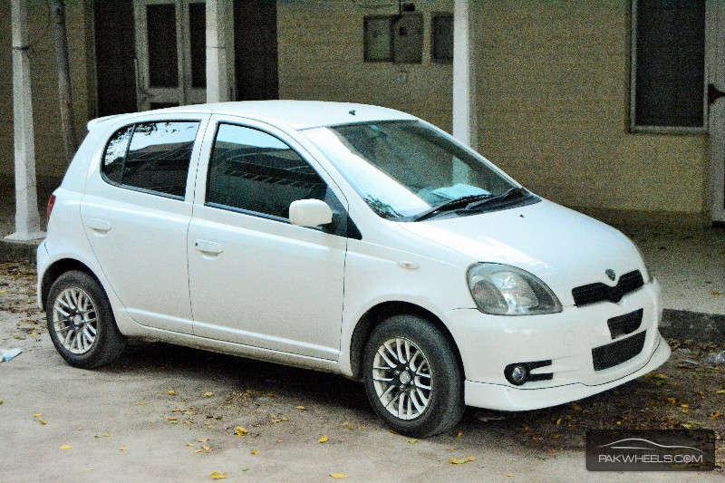 Toyota Vitz - 2002 Vitooo Image-1