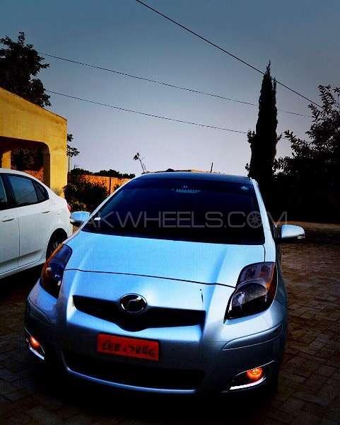 Toyota Vitz - 2010  Image-1
