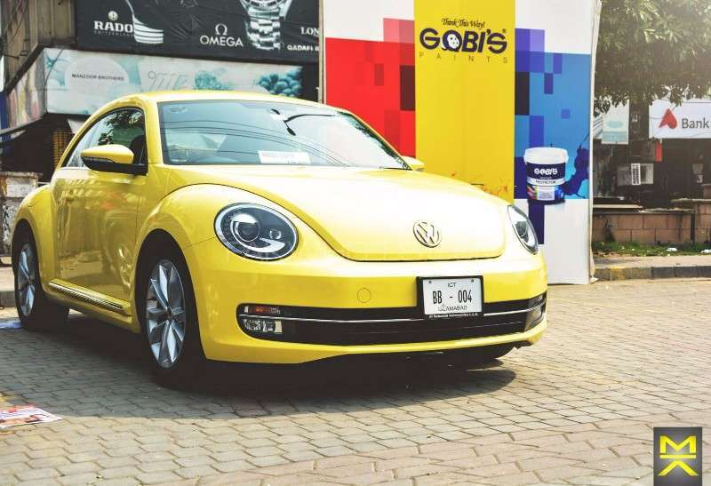 Volkswagen Beetle - 2014  Image-1