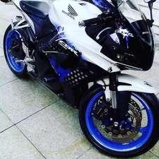 Honda CBR 600RR - 2009