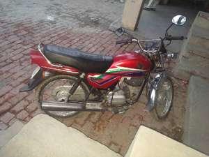 Honda CD 100 Euro 2 - 2012