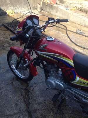Honda Deluxe - 2014