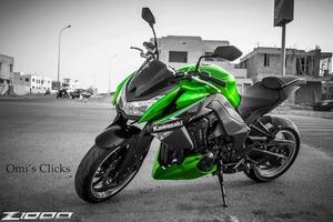 Kawasaki Z1000 - 2013