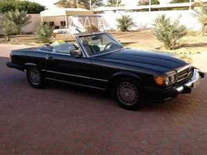Mercedes Benz Sl Class - 1988