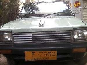 Suzuki FX - 1988