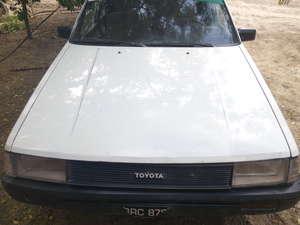 Toyota Corolla - 1985