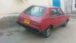 Toyota Starlet - 1981