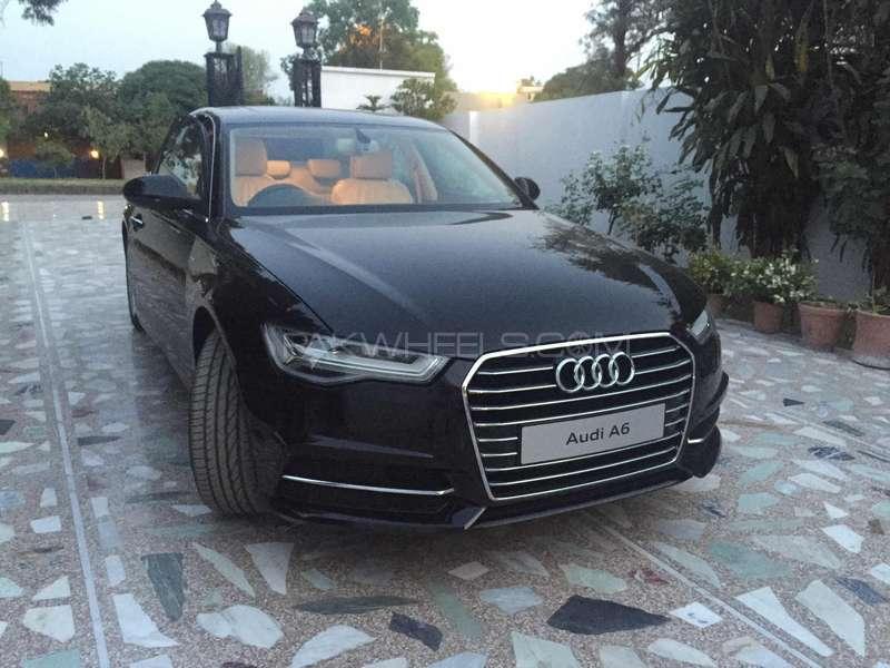 Audi A6 - 2016 SZ Image-1
