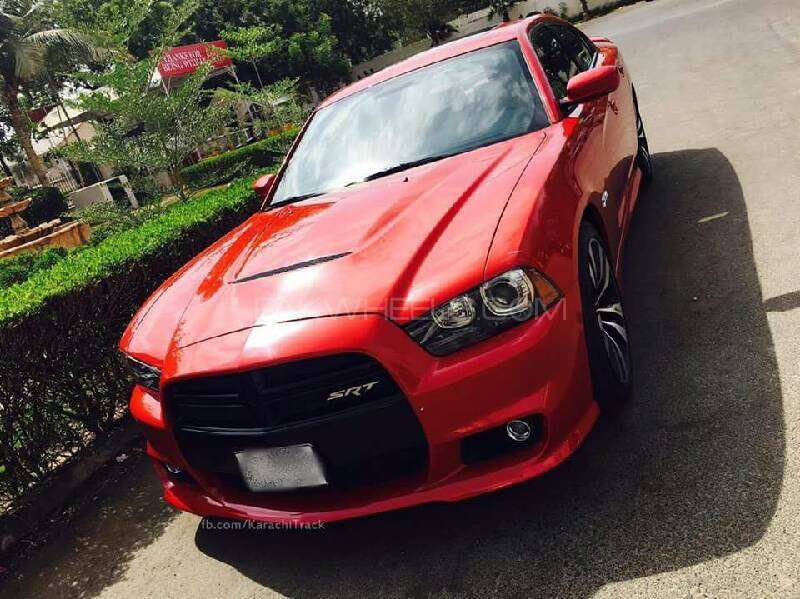 Dodge Charger - 2015  Image-1