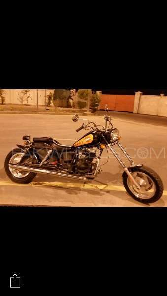 Harley Davidson Softail Custom - 1981  Image-1