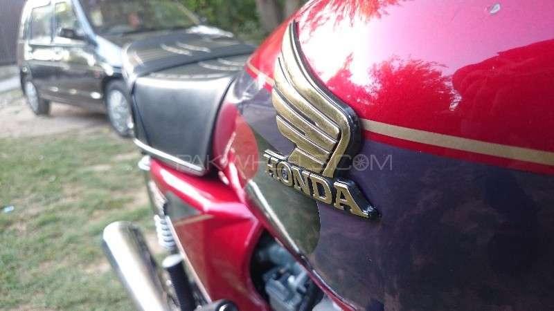 Honda CG 125 - 2004  Image-1