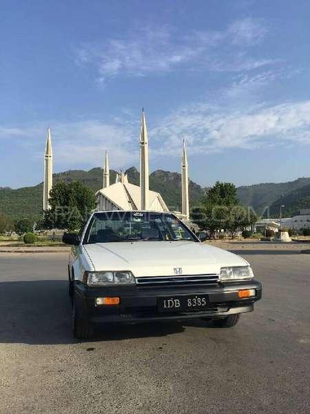 Honda Accord - 1987 Raja Nasir  Image-1