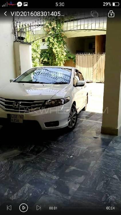 Honda City - 2016 hani's Car Image-1