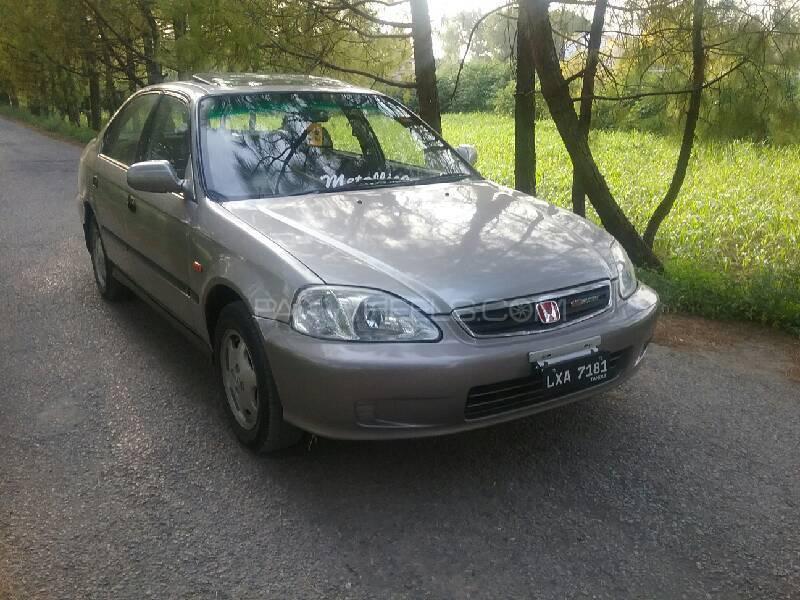 Honda Civic - 2000 Metallica Image-1