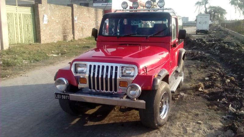Jeep Cj 7 - 1981  Image-1