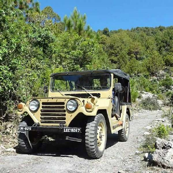 Jeep M 825 - 1981  Image-1