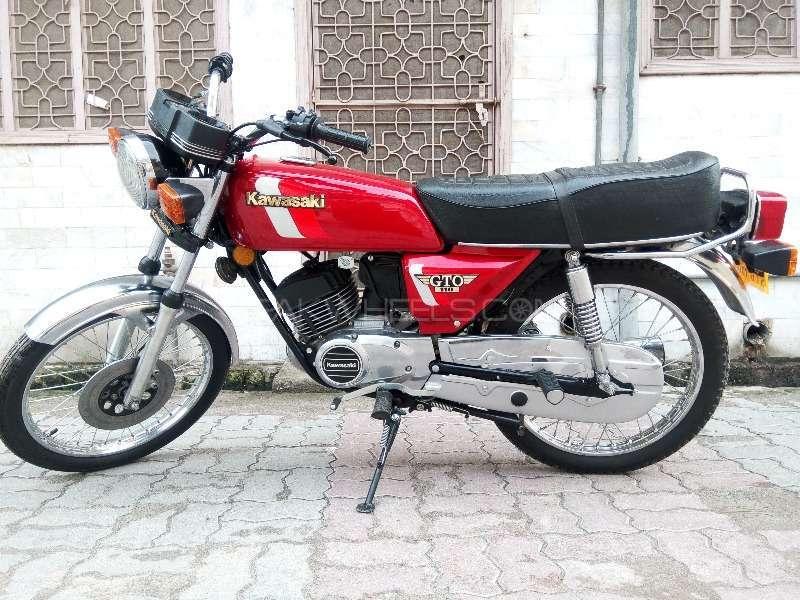 Kawasaki GTO 110 - 1981  Image-1