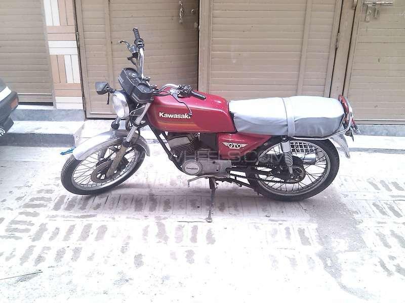 Kawasaki GTO 110 - 1984  Image-1